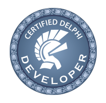 Certified Delphi Developper